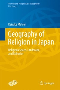 Cover Geography of Religion in Japan