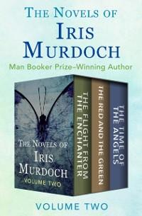 Cover Novels of Iris Murdoch Volume Two