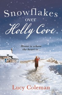 Cover Snowflakes Over Holly Cove