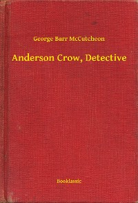 Cover Anderson Crow, Detective