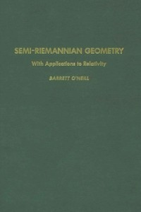 Cover Semi-Riemannian Geometry With Applications to Relativity