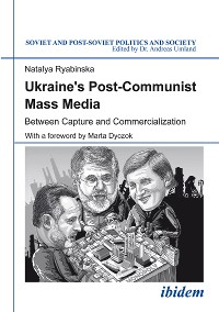 Cover Ukraine's Post-Communist Mass Media