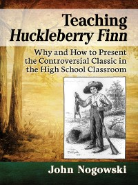 Cover Teaching Huckleberry Finn