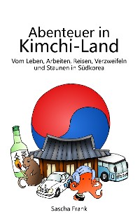 Cover Abenteuer in Kimchi-Land