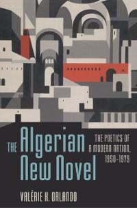 Cover Algerian New Novel