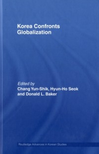 Cover Korea Confronts Globalization
