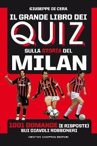 Cover Il grande libro dei quiz sulla storia del Milan