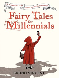 Cover Fairy Tales for Millennials