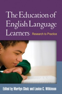 Cover Education of English Language Learners
