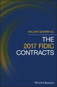 Cover The 2017 FIDIC Contracts