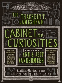 Cover Thackery T. Lambshead Cabinet of Curiosities