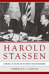 Cover Harold Stassen