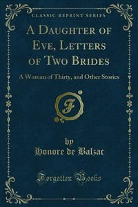 Cover A Daughter of Eve, Letters of Two Brides