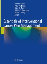 Cover Essentials of Interventional Cancer Pain Management