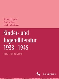 Cover Kinder- und Jugendliteratur 1933–1945