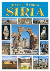 Cover Siria Arte e Storia - Edizione Italiana