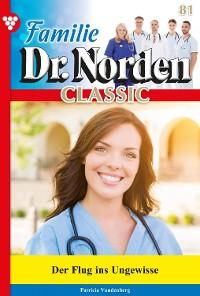 Cover Familie Dr. Norden 81 – Arztroman