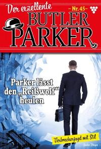 Cover Der exzellente Butler Parker 45 – Kriminalroman