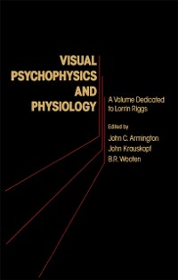 Cover Visual Psychophysics and Physiology