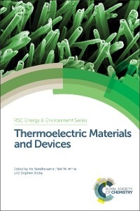 Cover Thermoelectric Materials and Devices