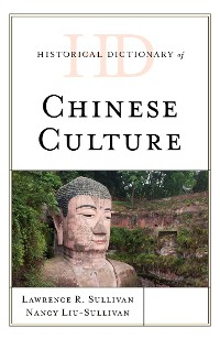 Cover Historical Dictionary of Chinese Culture