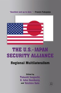 Cover The U.S.-Japan Security Alliance