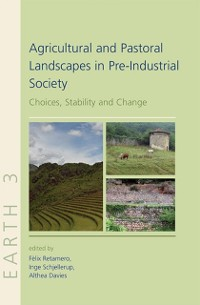 Cover Agricultural and Pastoral Landscapes in Pre-Industrial Society