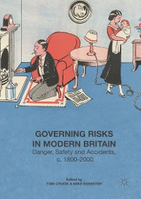 Cover Governing Risks in Modern Britain
