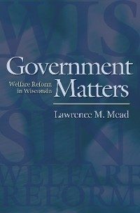 Cover Government Matters