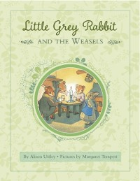 Cover Little Grey Rabbit: Rabbit and the Weasels