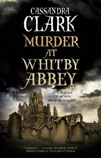Cover Murder at Whitby Abbey