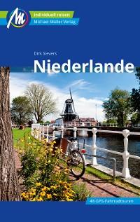 Cover Niederlande Reiseführer Michael Müller Verlag