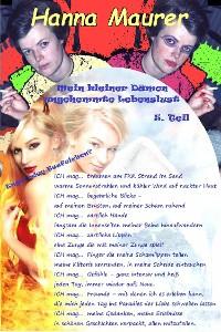 Cover Mein kleiner Dämon - ungehemmte Lebenslust
