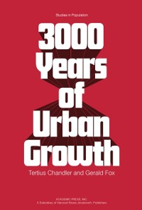 Cover 3000 Years of Urban Growth