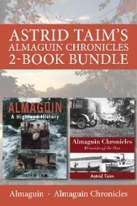 Cover Astrid Taim's Almaguin Chronicles 2-Book Bundle
