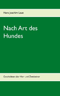 Cover Nach Art des Hundes