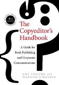 Cover The Copyeditor's Handbook
