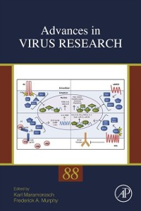 Cover Advances in Virus Research