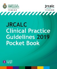 Cover JRCALC Clinical Guidelines 2019 Pocket Book