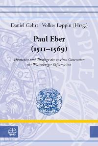 Cover Paul Eber (1511–1569)