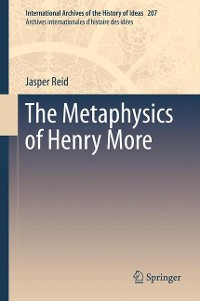 Cover The Metaphysics of Henry More