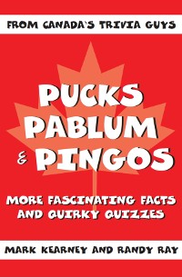 Cover Pucks, Pablum and Pingos