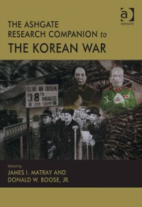 Cover Ashgate Research Companion to the Korean War
