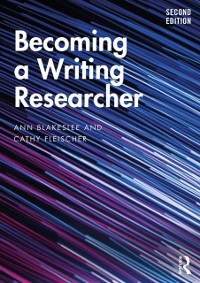 Cover Becoming a Writing Researcher