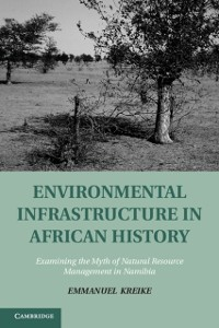 Cover Environmental Infrastructure in African History