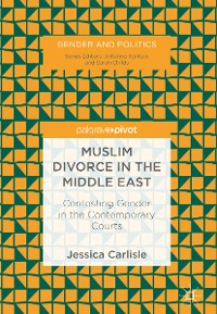 Cover Muslim Divorce in the Middle East