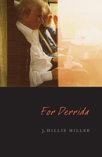 Cover For Derrida