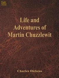 Cover The Life and Adventures of Martin Chuzzlewit