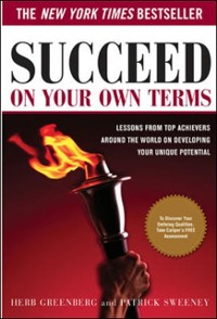 Cover Succeed On Your Own Terms