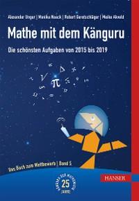Cover Mathe mit dem Känguru 5